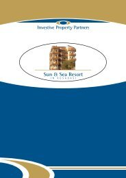 Sun & Sea Resort - Investive Property Partners