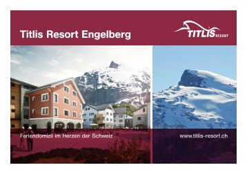 Titlis Resort Engelberg