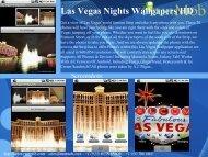 Las Vegas Nights Wallpapers HD - RunMob