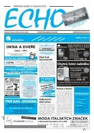Číslo 19 - Echo