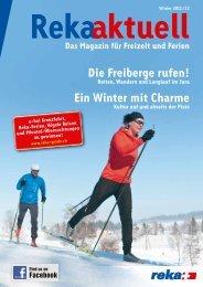 Reka aktuell I Winter 2011/12 - rekaaktuell.ch