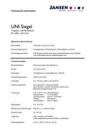 UNI Siegel - Colourandclean.de
