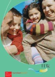 familienferien - Familienerholungswerk