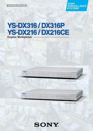 Duplex Multiplexer Duplex Multiplexer - Altram