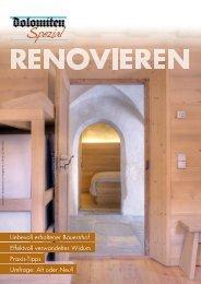 RENOVIEREN - EM2 ARCHITEKTEN