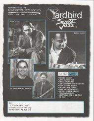 Untitled - Yardbird Suite