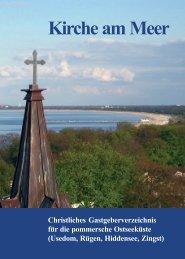Gastgeberverzeichnis 2009.pmd - Pommersche Evangelische Kirche