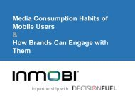 Media Consumption Habits of Mobile Users & How Brands Can ...