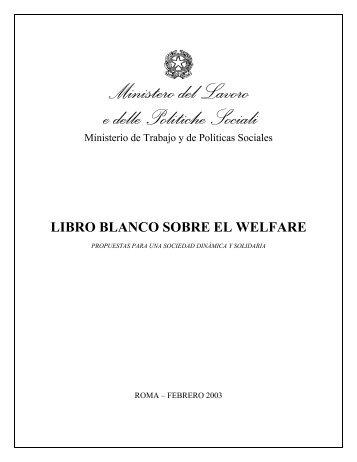 Ministerio del Trabajo y de las Políticas Sociales - Anno Europeo dei ...