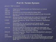 Informations - Wirtschaftsinformatik - Universität Bayreuth