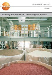 Stationary Measurement Solutions