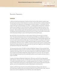 Executive Summary [PDF | 411KB] - Office of Minority Health