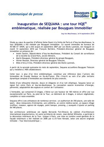 2010-09-CP Sequana V2 _2 - Bouygues