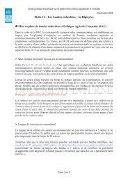 Guide juridique et pratique sur la gestion des milieux - Agence de l ...