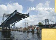 Urlaubsangebote - Wilhelmshaven Touristik und Freizeit GmbH