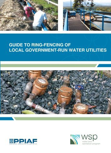 Guide to Ring-Fencing of Local Government-Run Water Utilities - ppiaf