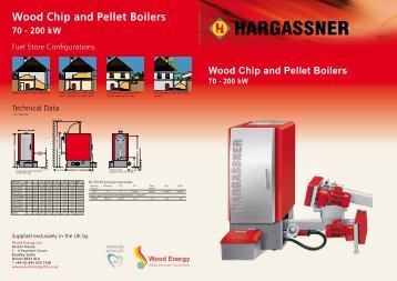 Wood Chip and Pellet Boilers - Optimum Heating