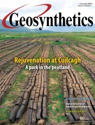 Geosynthetics, June July 2009, Digital Edition