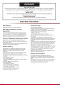 Flexicom cx combination boiler - installation and service manual - Page 4