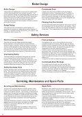 Flexicom cx combination boiler - installation and service manual - Page 6