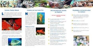 Canarias: Paraíso Natural Canarias, por una Costa Viva ... - WWF