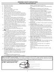 User Manual 26MD/32MD251D LCD TV WITH DVD ... - Magnavox - Page 3