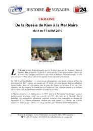 Programme Ukraine 2010 - Tribune de Genève