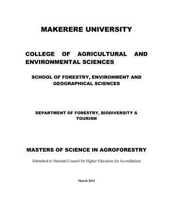 Office of the Academic Registrar - Makerere University