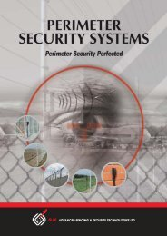 gm brochure complete systems - GM Advanced Security ...
