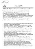 Bedienungsanleitung zum Blofield 2-Sitzer Sofa (PDF ... - Connox - Page 4