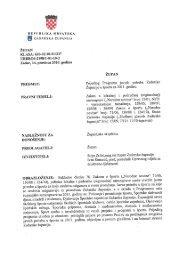 Prijedlog Programa javnih potreba u športu Zadarske županije za ...