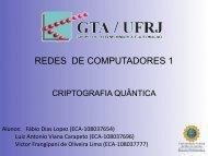Apresentação - GTA - UFRJ