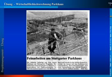 l Wirtschaftlichkeitsrechnung Parkhaus - Rz.fh-augsburg.de
