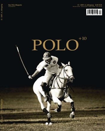 Ausgabe 2/07 Download - Polo+10 Das Polo-Magazin