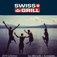 2014 Collection Gas BBQ Grills + Accessories - Pool Mart, Inc.
