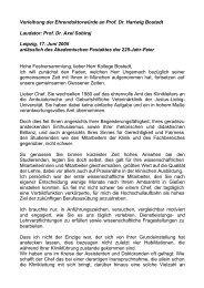 Laudatio Sobiraj - Veterinärmedizinische Fakultät - Universität Leipzig