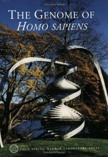 The Genom of Homo sapiens.pdf