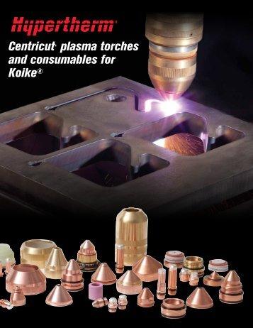 Brochure - Centricut