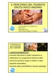 Il Centro Assistenza Servizi, struttura essenziale per lo ... - ASL AL