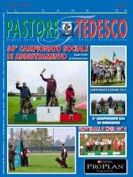 56° CAMPIONATO SOCIALE DI ADDESTRAMENTO - SAS Italia