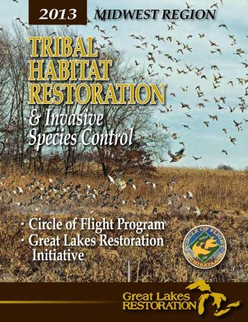 restoration - Great Lakes Indian Fish and Wildlife Commission