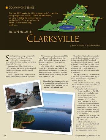 CLARKSVILLE - Cooperative Living Magazine