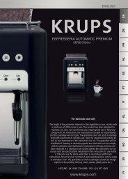 contents - Krups