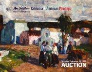 California Art Auction
