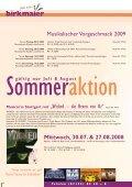 Sommer & Ferienprogramm - Birkmaier Reisen - Seite 4