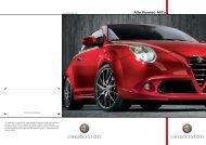 Alfa Romeo MiTo - Denicar