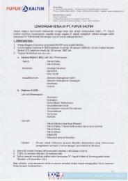 lampiran - Teknik Kimia UNDIP