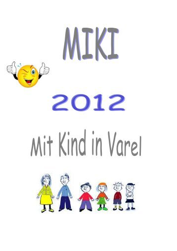 Download Miki 2012 (1.975 KB) - Stadt Varel