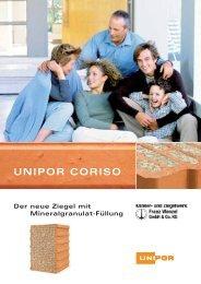 unipor coriso – gesundes wohnen mit aktiv - Kinzighaus