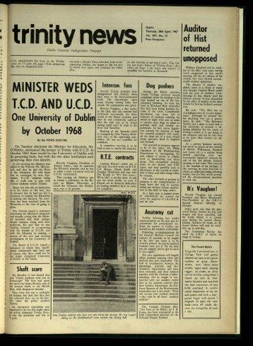 : trJit - Trinity News Archive